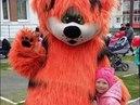 ШОУ ТРАНСФОРМЕРОВ и танцующий Рыжий Кот у нас во дворе!