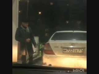 Путин в Хабаровске