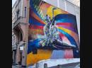 Самые необычные граффити Москвы