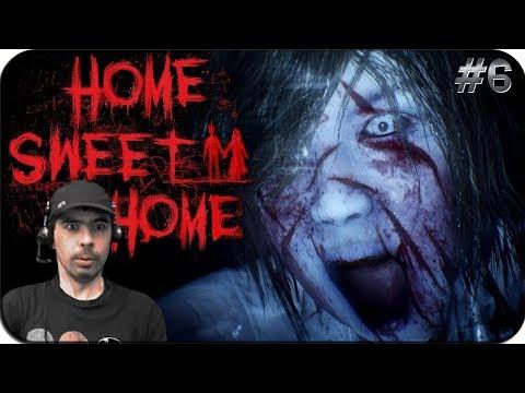 Home Sweet Home 6 ЖЕСТЬ Стрим Прохождение Первый взгляд Обзор игры