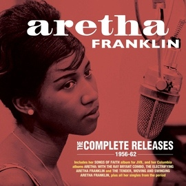 Aretha Franklin альбом The Complete Releases 1956-62