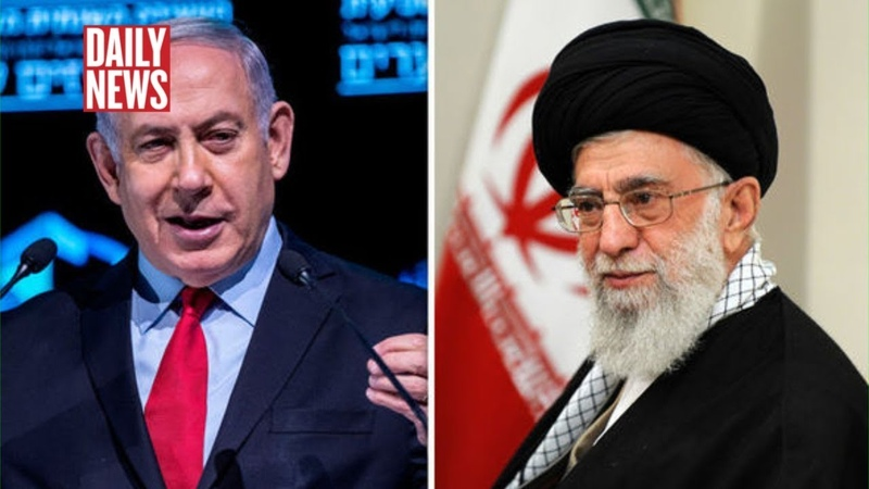 World War 3 WARNING Israel demands Iran leave Syria NOW - 'we WON'T stop attacking' - DAILY NEWS