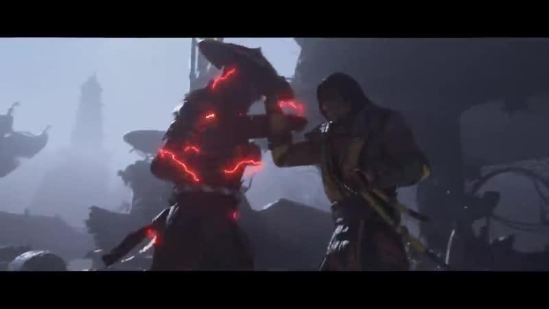 Mortal Kombat 11 - Trailer and Preorder 2018 (PS4)