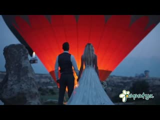 Свадьба в Каппадокии. Papatya Tour