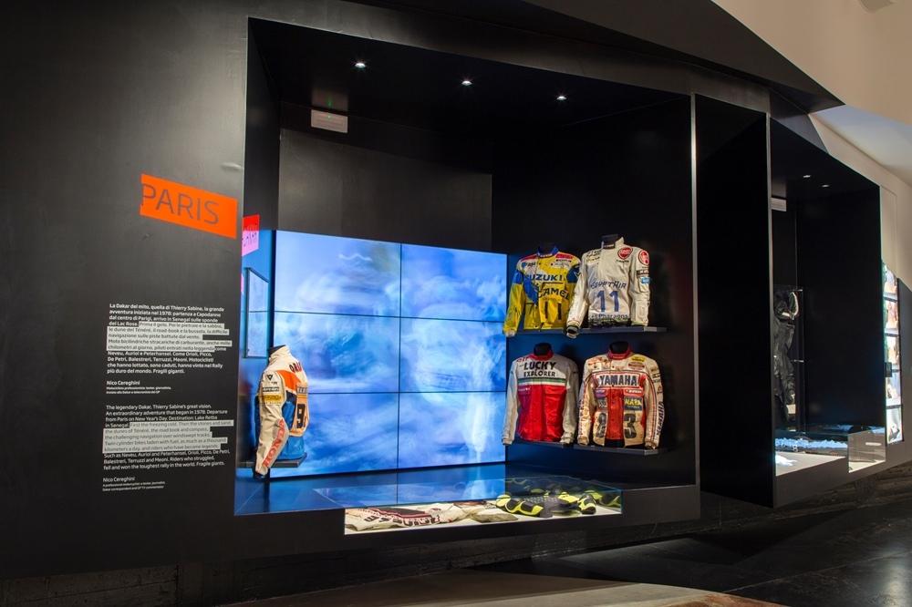 Новый музей Dainese ARchivio в Виченце
