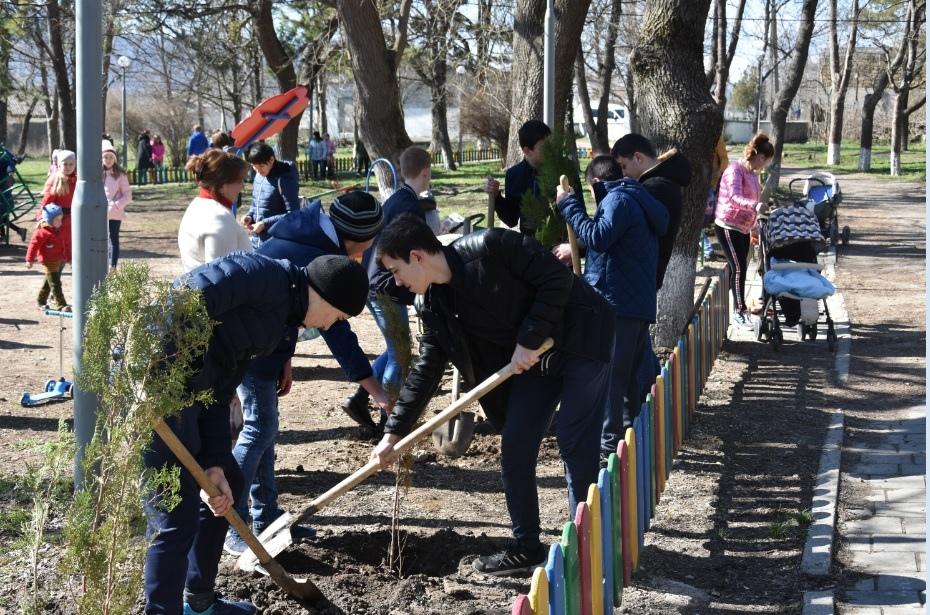 16 марта 2019 года в городе Старый Крым состоялась акция посвященная 5-й годовщине Крымской весне.