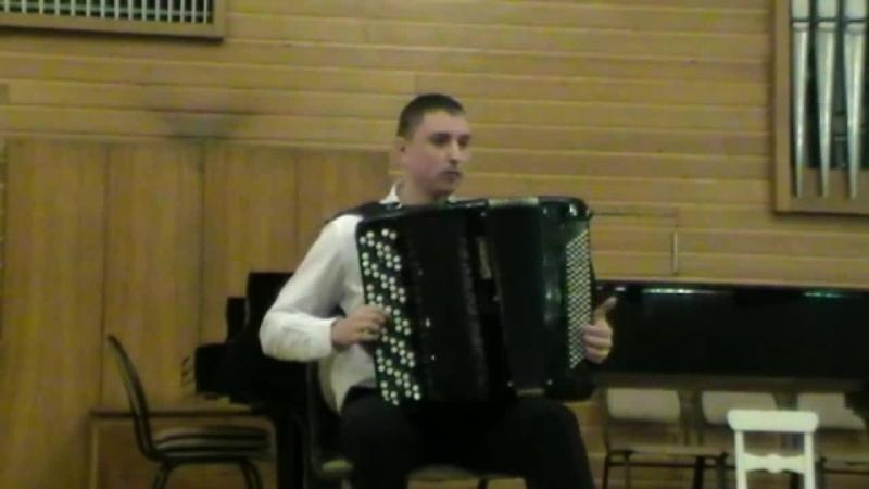 ИГРАЙ МОЙ БАЯН Концерт в Новосибирской консерватории 1.11.17