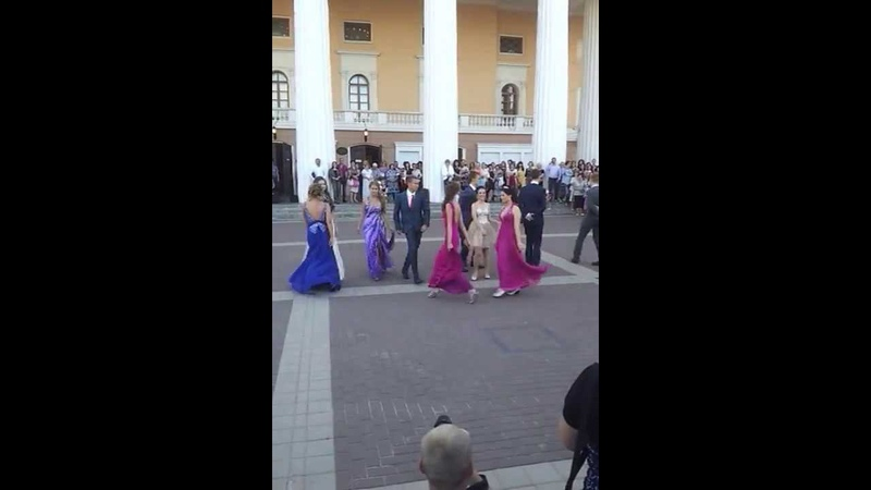 Выпускной 2013 школа 4 г.Брянск