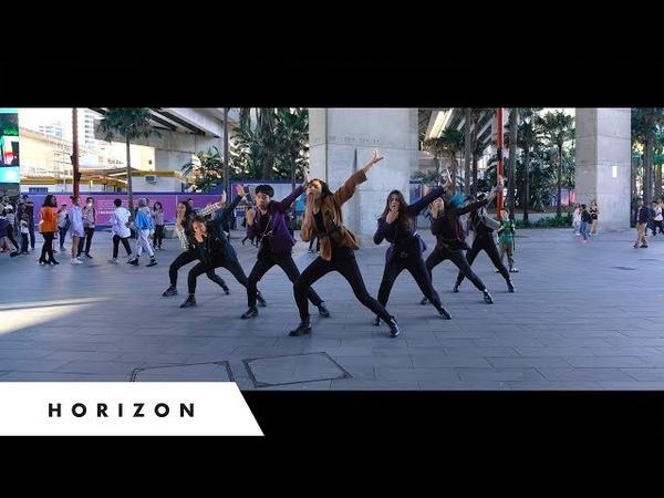 [KPOP IN PUBLIC CHALLENGE] NCT U - BOSS DANCE COVER HORIZON