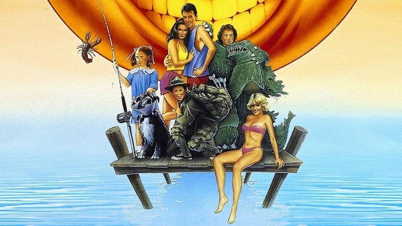 Одно безумное лето One Crazy Summer. 1986. 720p. Перевод Алексей Михалев