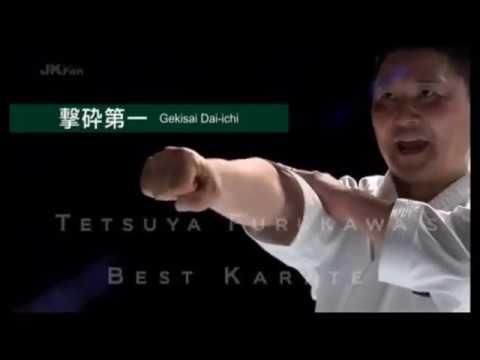 Gekisai Kata-Goju ryu