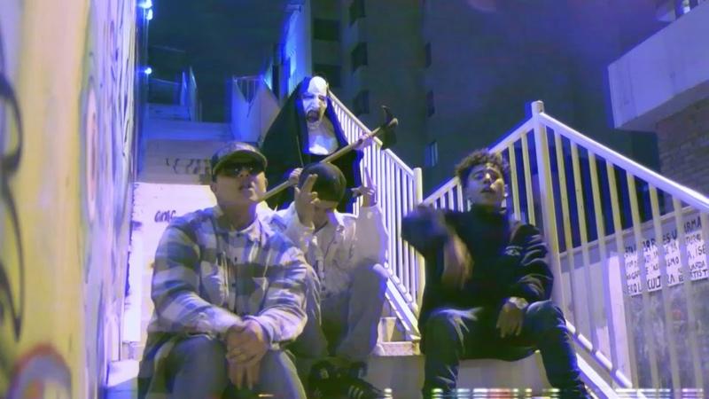Por Siempre - Forty ft J Cassi - R de Nexo (OFFI MUSIC VIDEO)