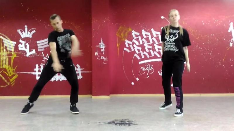 Dance teacher: Лиза Саратцева / Choreo: Jake Kodish / Song: Ycee feat. Maleek Berry - Juice