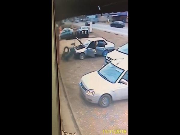 Страшное дтп в Черкесске