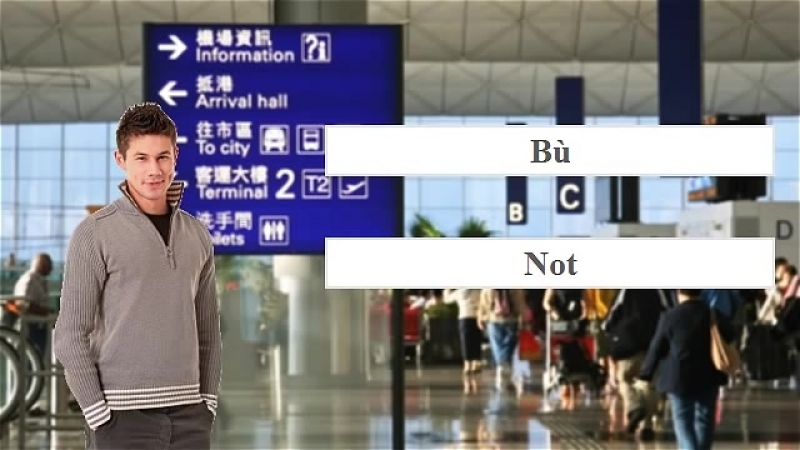 Learn Chinese- Lesson 4 - Arriving at the Airport