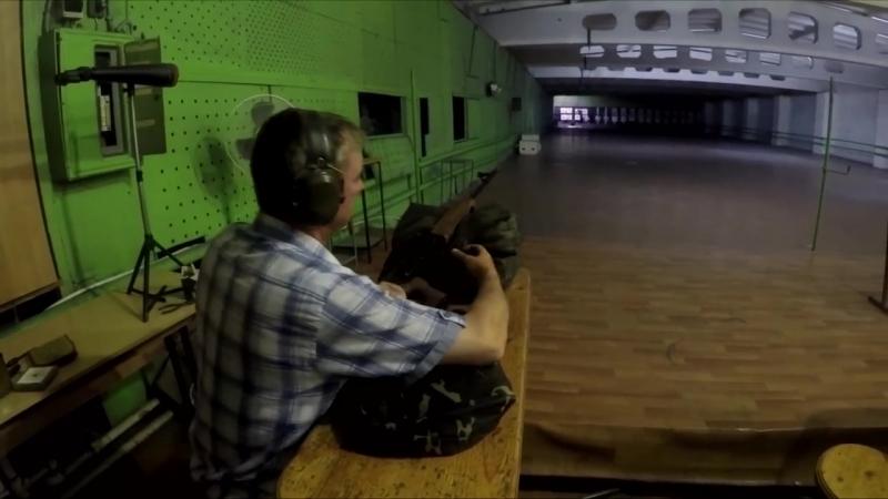 Вепрь 7 62х54 РАЗБИЛ арбуз в БРОНЕЖИЛЕТЕ 6 КЛАССА
