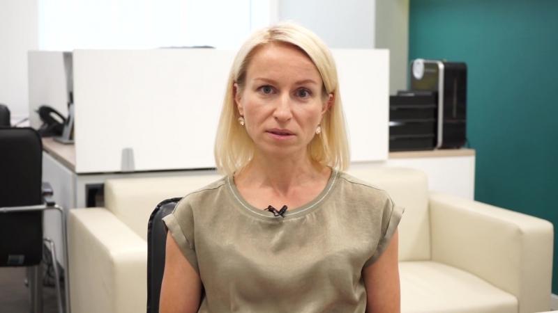 Елена Сазонова, эксперт акселератора Свердловского венчурного фонда