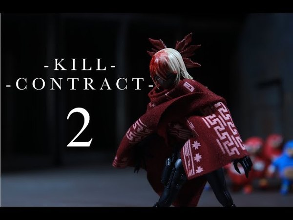 KILL CONTRACT 2: Once Upon a Time in Uganda - Roblox Ugandan Knuckles Stop-Motion