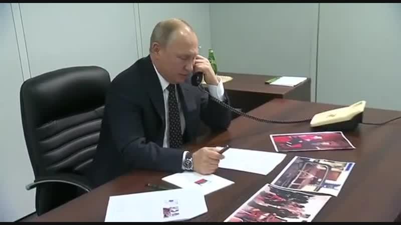 Будь как Путин, будь Волшебником для тех, кто в этом нуждается!