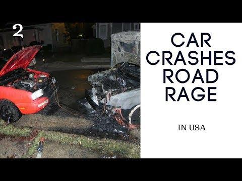АВТОКАТАСТРОФЫ, ДОРОЖНАЯ ЯРОСТЬ CAR CRASHES, ROAD RAGE COMPILATION