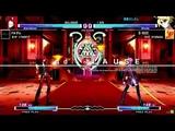 28 Under Night In-Birth ExeLatest-Club Sega Shinjuku