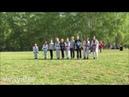 Детское показательное выступление тхэквондо