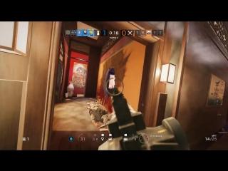 [Master Play] Какой самый лучший пистолет-пулемёт   Лучшие ППшки в игре   Rainbow SIx Siege