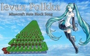 Ievan Polkka Hatsune Miku - Minecraft Note Block Song