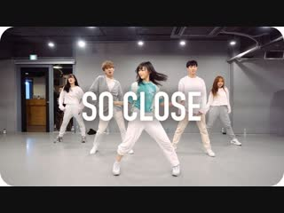 1Million dance studio So Close - NOTD, Felix Jaehn (ft. Georgia Ku & Captain Cuts) / Tina Boo Choreography