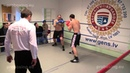 Arturs Kulikauskis – 87,5 kg. VS Romāns Moldavčuks – 86,2 kg. 10.01.2015 proboxing.eu