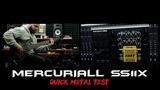 Mercuriall SS11X - VST Guitar Plugin Quick Metal test