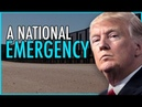 Trump Declaring a NATIONAL EMERGENCY! Analysis of the Terrible Senate Spending Bill