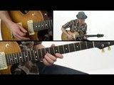 Chicago Blues - #45 Performance - Lead Guitar Lesson - Jeff McErlain