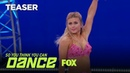 Teaser: Jensen Arnold Sashays On Stage   Season 15 Ep. 5   SO YOU THINK YOU CAN DANCE