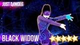 Just Dance 2015 Black Widow - 5 stars