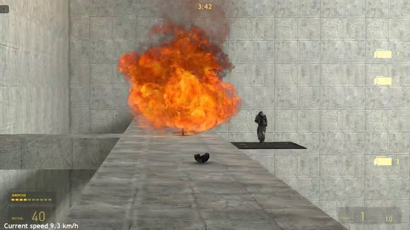 Просто играем в Half-Life 2 Deathmatch 2
