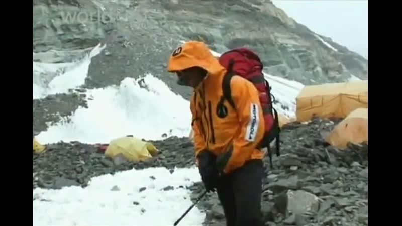 В погоне за мечтой. Эверест - За гранью возможного. Эпизод 2. 01 серия. (2007г.).