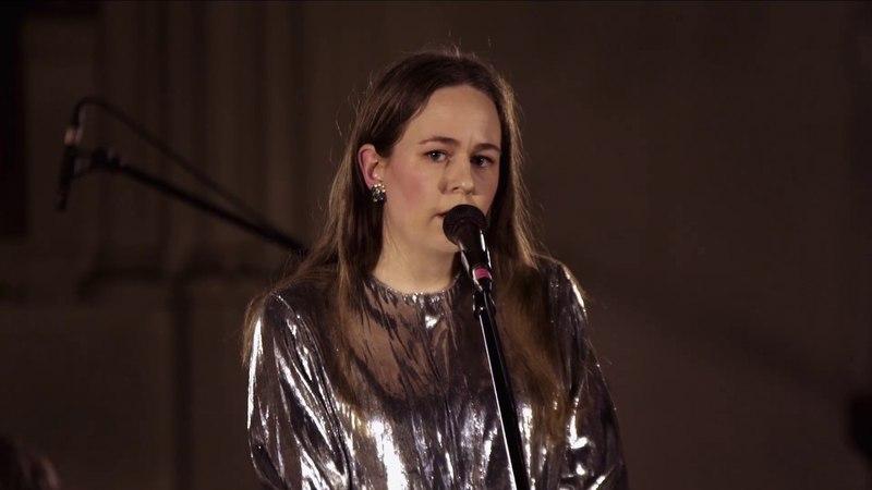 Alice Boman - Heartbeat (Live, St Pancras Old Church, London)