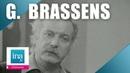 Georges Brassens Auprès de mon arbre Archive INA