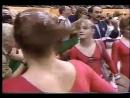 Елены Шушуновой Больше нет снами Вспомним выступления Прославленной гимнастки