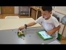 Робот-помощник из Lego WeDo 2.0