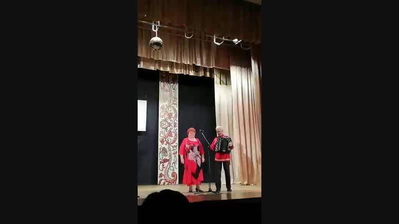 Надежда Меркурьева Александр Дикарев =2019г