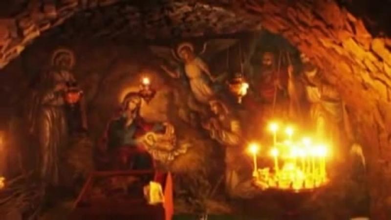 Эта ночь Святая Рождественская колядка