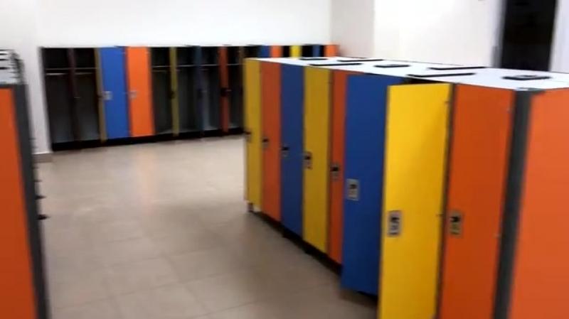 Фитнес Парк оснащён мебелью компании FOREMAN