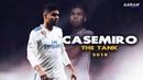 Casemiro - Real Madrid - Defensive Skills Goals - 2018 HD