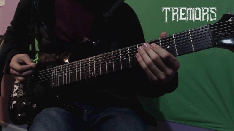 Tremors - Intro (Guitar Playthrough)