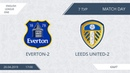 AFL19. England. League One. Day 7. Leeds United-2 - Everton-2