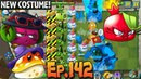Plants vs. Zombies 2 || BATTLEZ Pinata Party 4/27/2018 New Toadstool, Phat Beet Costume (Ep.142)