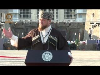 16 лет назад А-Х. Кадыров учредил 6 сентября как День республики – День гражданского согласия и единения!