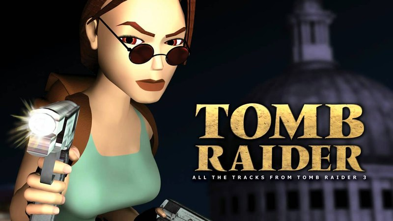 Tomb Raider III - Lara's Themes [Restored in High Quality with DOWNLOAD]